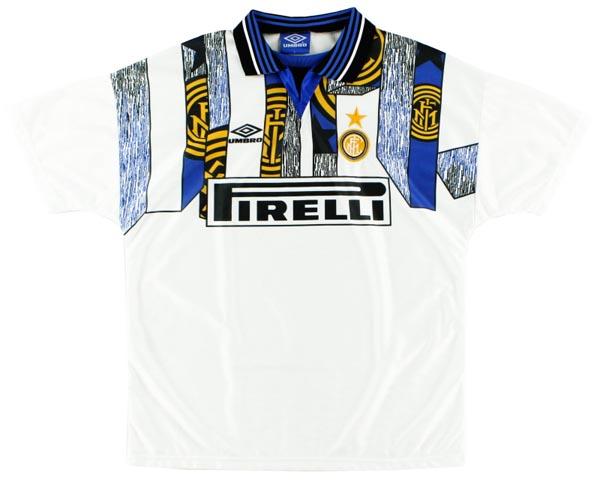 Inter Milan Third Shirt 1995