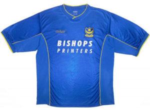 Portsmouth Home Shirt 2000