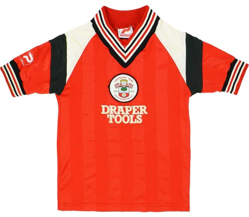 Southampton Home Shirt 1985