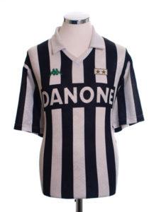 Juventus 1992 Home Shirt
