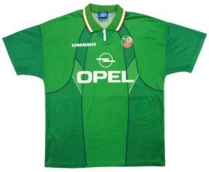 Ireland home Shirt 1994