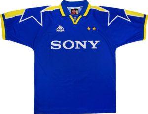 Juventus Away Shirt 1996