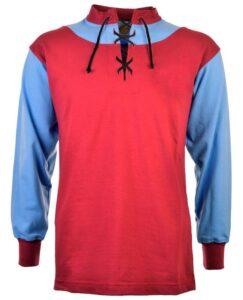 Retro Burnley home shirt 1920s