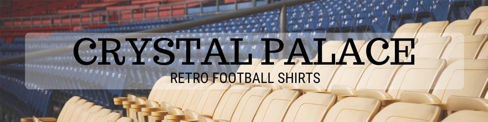 Crystal Palace retro shirt header