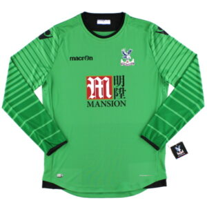 Crystal Palace retro goalkeeper shirt 2016