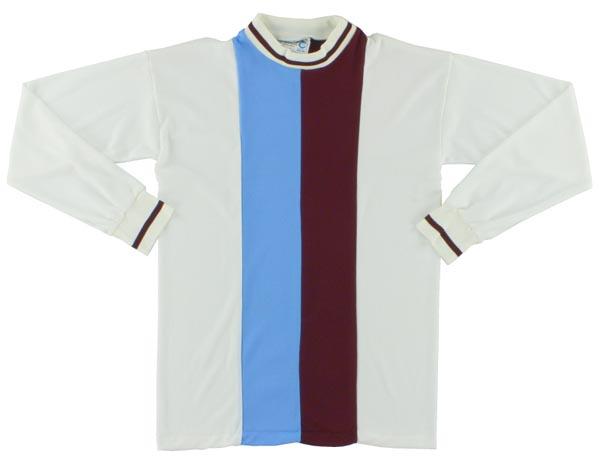 Crystal Palace retro home shirt 1971