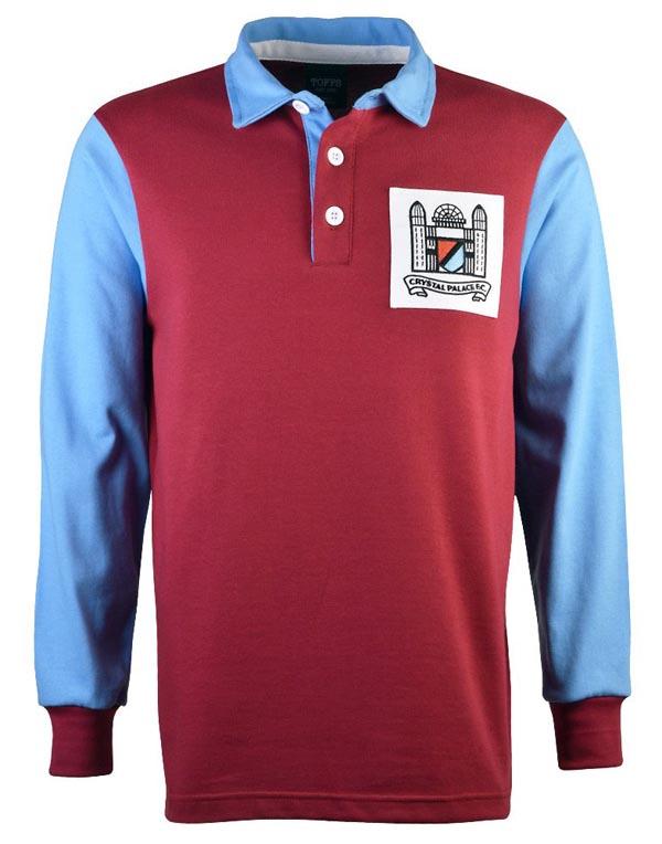 Crystal Palace retro shirt 1948