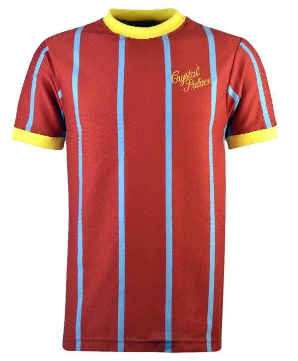 Crystal Palace retro shirt 1969