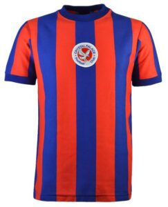 Crystal Palace retro shirt 1973