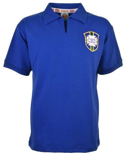 Retro Brazil Away Shirt 1958