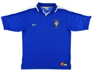 Retro Brazil Away Shirt 1997