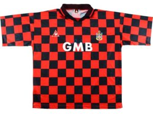 Retro Fulham 1996 away shirt