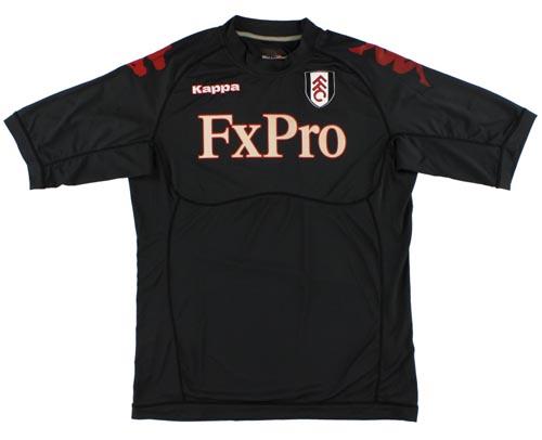 Retro Fulham 2011 away shirt