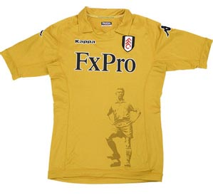 Retro Fulham 2011 third shirt