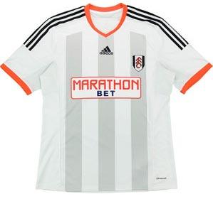 Retro Fulham 2014 home shirt