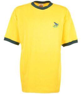 Retro West Brom Shirt 1970s away shirt