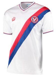 Crystal Palace retro away shirt 1976