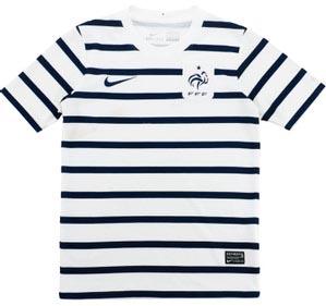 Retro France Away Shirt 2011
