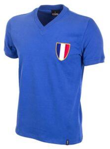 Retro France Home Shirt 1968