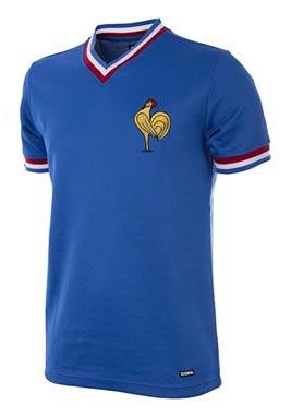 Retro France Home Shirt 1971