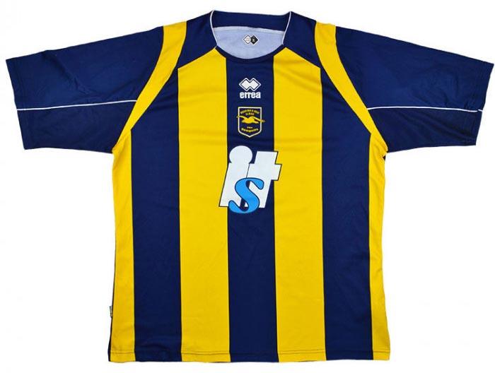 Retro Brighton Away Shirt 2008