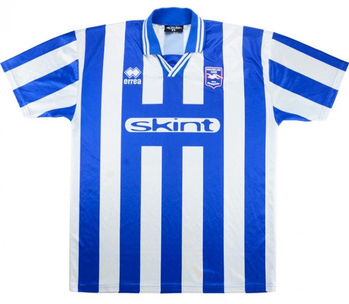 Retro Brighton Home Shirt 1999