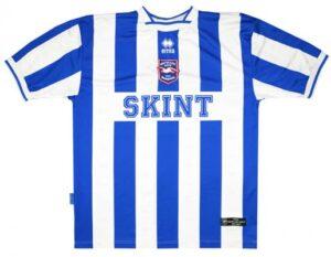 Retro Brighton Home Shirt 2002