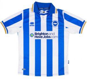 Retro Brighton Home Shirt 2011