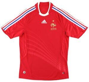 Retro France Away Shirt 2008