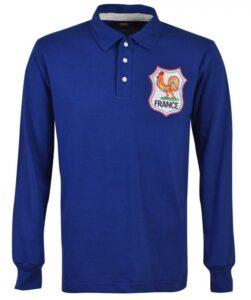Retro France Home Shirt 1954 MAIN