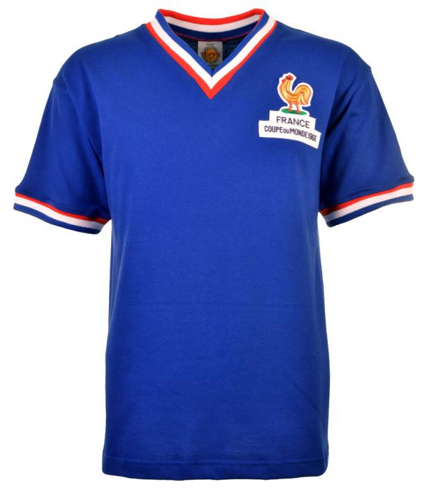 Retro France Home Shirt 1966 MAIN