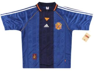 Retro Spain Away Shirt 1998