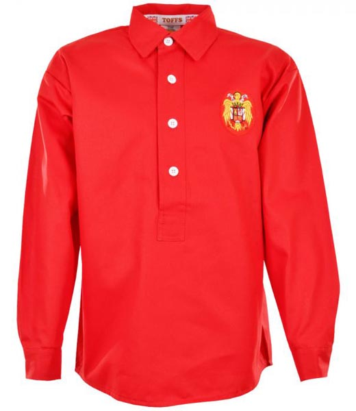 Retro Spain Home Shirt 1950