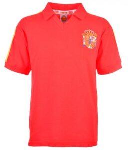 Retro Spain Home Shirt 1982