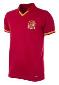 Retro Spain Home Shirt 1988
