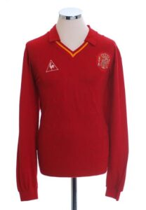 Retro Spain Home Shirt 1989