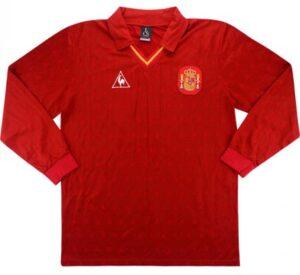 Retro Spain Home Shirt 1991