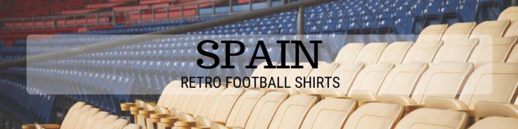 Retro Spain Shirts header