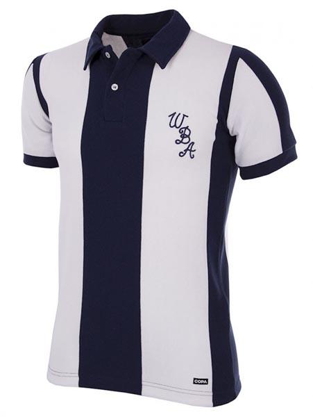 Retro West Brom Shirt 1978 home shirt