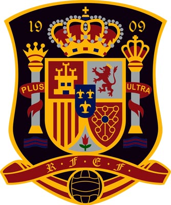 Spain badge