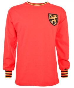 Retro Belgium Home Shirt 1960s MAIN