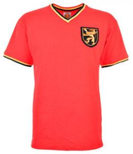 Retro Belgium Home Shirt 1970s MAIN