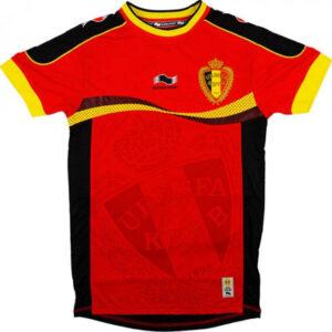 Retro Belgium Home Shirt 2012